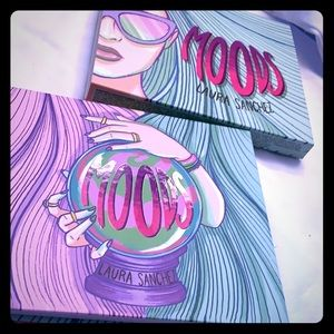 Moods by Laura Sanchez. Brand new